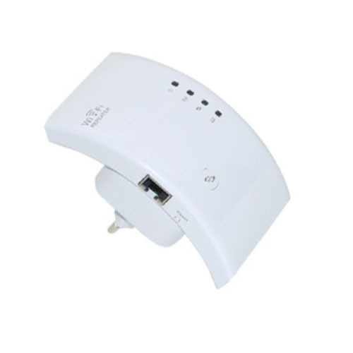 Wifi Repeater 300Mbps Wireless-N Networking Device Wifi Booster Router Range Expander 2dBi Antennas EU Plug(China (Mainland))