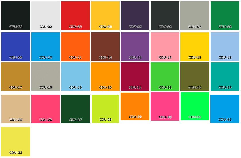 "20"" x 12 Yards 33 Colors Plotter T-shirt Heat Transfer Vinyl(China (Mainland))"