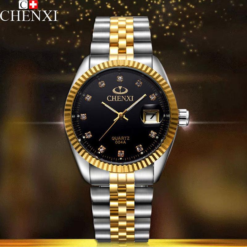 CHENXI Quartz Watch Men Wathes Top Brand Luxury Famous 2016 Wristwatch Male Clock Original Wrist Watch style Mens Quartz-watch<br><br>Aliexpress