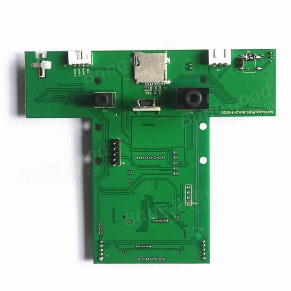 FrSky Taranis X9D Plus Transmitter Parts Backboard With Integrated XJT Module<br><br>Aliexpress