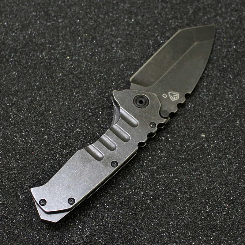 Buy GP Medford Tactical Folding Knife 9Cr18 Blade Praetorian G10 Handle Pocket Combat Camping ganzo Knife Hunting Survival EDC Tool cheap