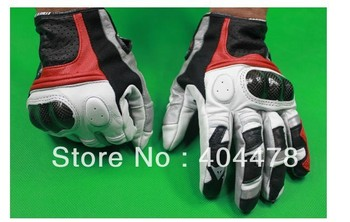 free shipping   2012 new !!!   Blaster Leather Gloves Dennis real leather gloves  motorcycle gloves