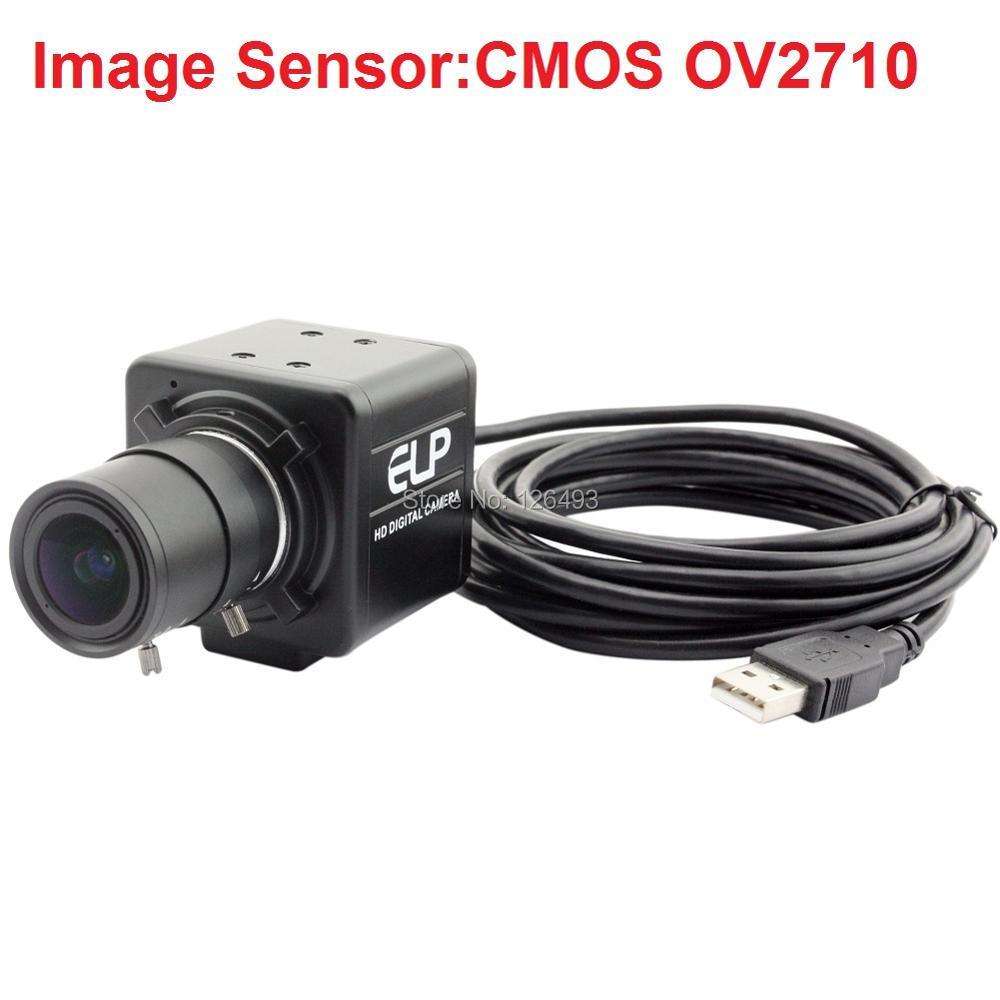 2.8-12mm Manual zoom Varifocal Lens 2MP 1080P HD mini USB Camera ...