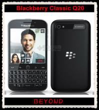 Blackberry Classic Q20 Original Unlocked GSM 4G LTE Dual Core 3.5 inch ROM 2GB RAM 16GB WIFI GPS QWERTY keyboard(China (Mainland))