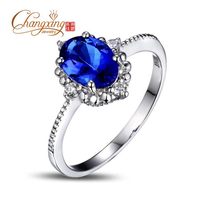 1.52ct Violet Blue Tanzanite Diamonds 14k Gold Engagement Wedding Ring<br><br>Aliexpress