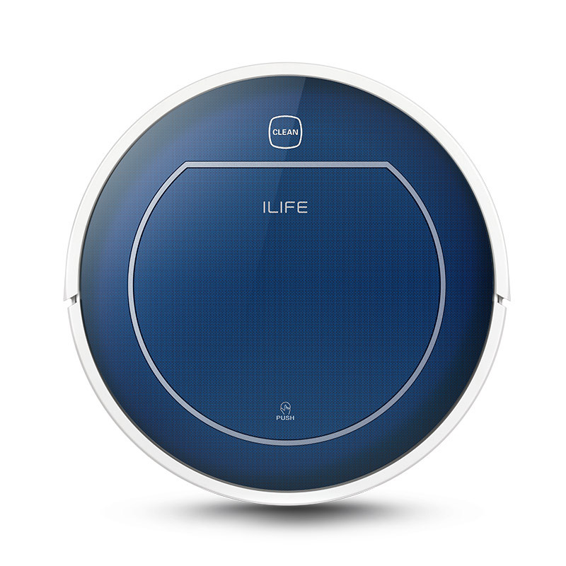 CHUWI ILIFE V7 Super Mute Sweeping Bluetooth Robot Home Vacuum Cleaner Dust Cleaning with 2600mAh Li battery IOS Android Control(China (Mainland))