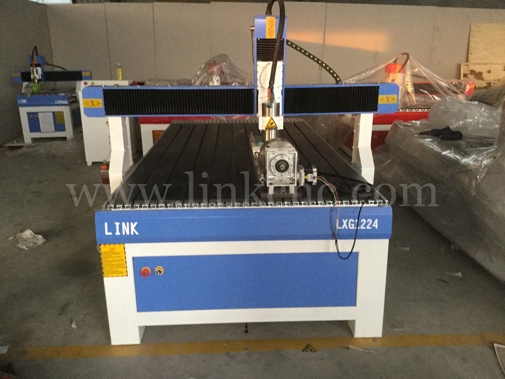 LXG1224 JINAN advertising cnc router 1224/New and surprise cnc router auto tool changer(China (Mainland))