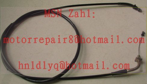 Domestic General modification extension cords for new Prince motor 1.5 m throttle cable(Hong Kong)