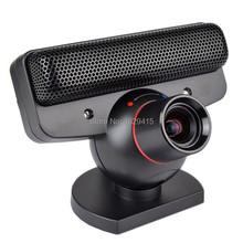 Personalizado para sony playstation 3 ojo de la cámara del sensor de movimiento cam con micrófono para PS3 Play Station 3 Juegos de Movimiento de Cámara sistema