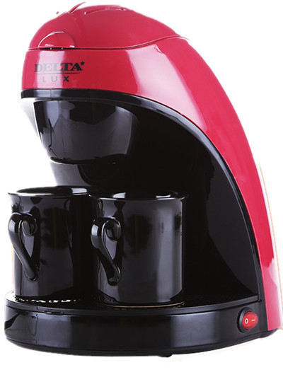 Automatic Drip Coffee maker American Electric coffee maker Tea machine Red tea Machine Free Shipping(China (Mainland))
