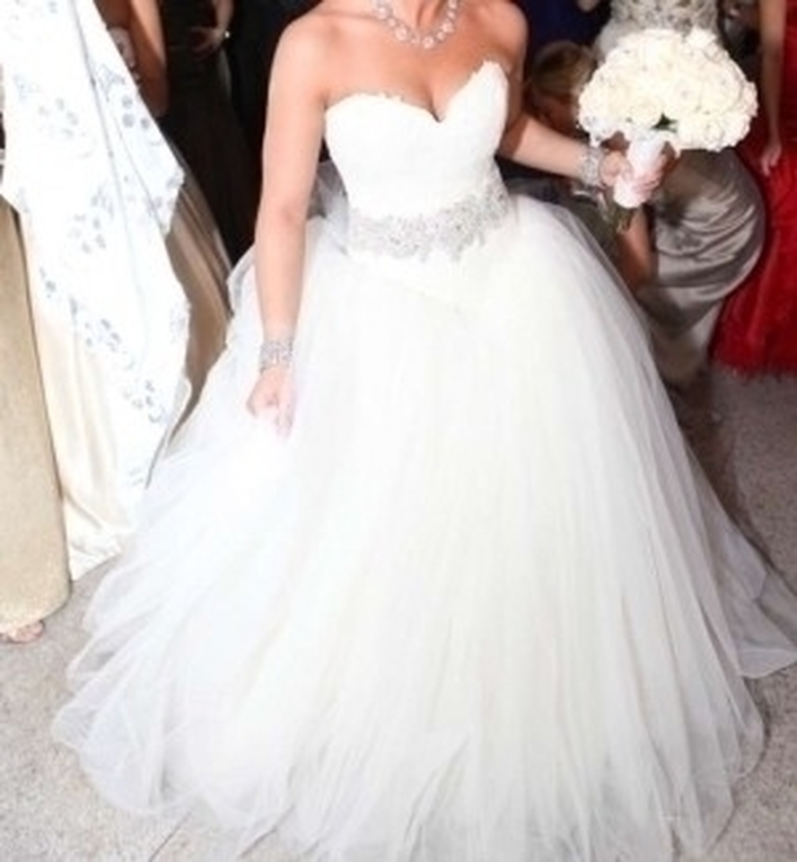 Free shipping ball gown wedding dresses vestido de noiva for Wedding dress free shipping