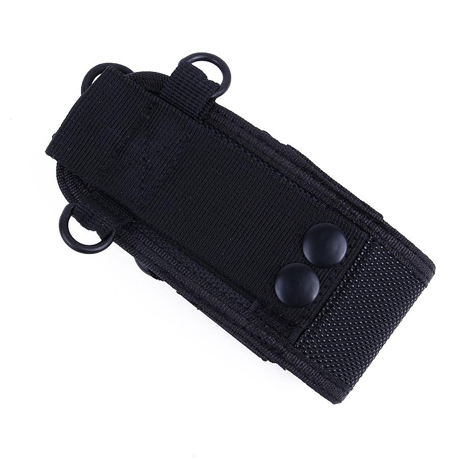 Walkie Talkie Bag Radio Case Holder MSC-20D Nylon Carry Case For Kenwood BaoFeng UV-5R UV-5RA UV-5RB UV-5RC UV-B5 UV-B6 BF-888S(China (Mainland))