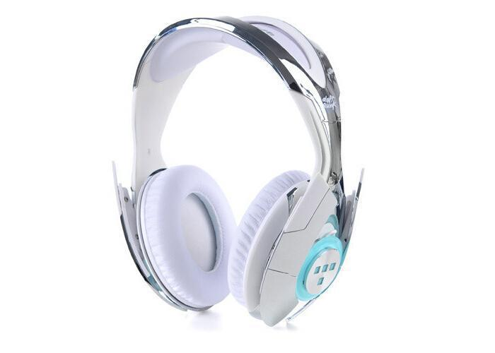 Tron T1 Headphones -- T1 Headphones With LED Light Control talk,Best Quality Earphones Studio Headsets For Mobile phone(China (Mainland))