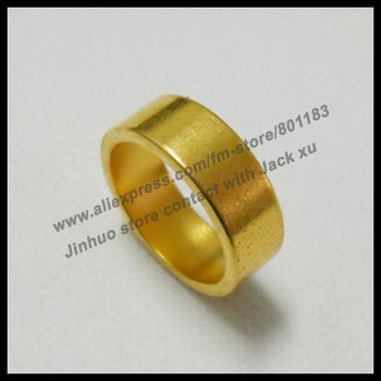 Free shipping Magic PK magnet rings magic Tricks with inner size of 21mm, 10pcs/lot for magic props wholesales