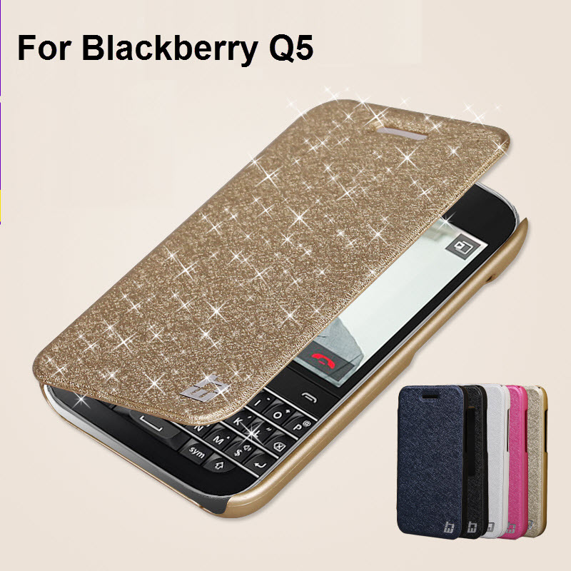 For Blackberry Q5 case,Auberge brand PU leather back cover cellphone case for Blackberry Q5 Free shipping(China (Mainland))