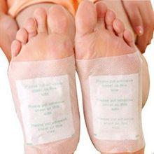100packs=200pcs/lot Kinoki Detox Foot Pads Patches with Adhesive / No Retail Box(200pcs=100pcs Patches+100pcs Adhesives)(China (Mainland))