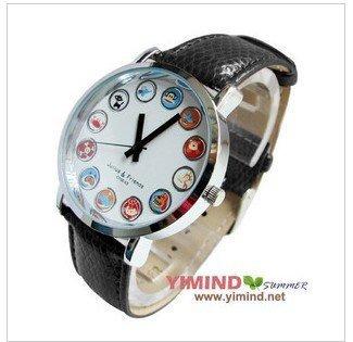 wholesale gifi watches fashio watch/Free shipp Wrist Watch KED  No134hot Fashion 2010 spring