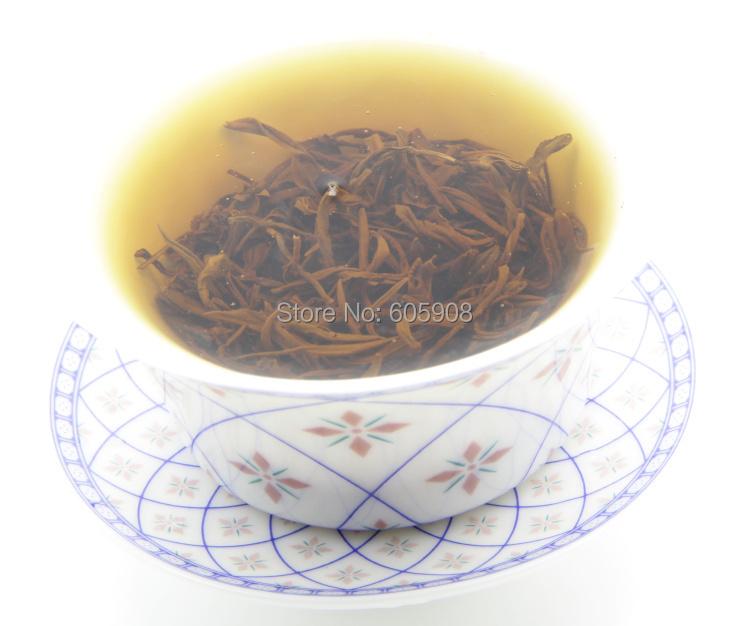 250g Premium BaiLin GongFu Black Tea Fujian Organic Ming Hong Cha