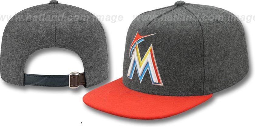 5 Styles Florida Marlins flat snapback strapback wool hats chapeau Sport team 47 styles classic baseball adjustable caps bones(China (Mainland))