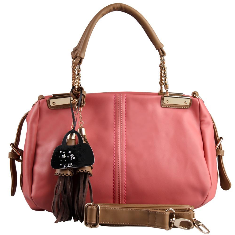 2016 Famous Designer Women Handbag Tassel Leather Ladies ...