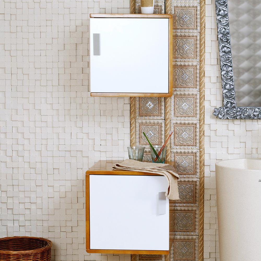 Meaka / Jia Ming oak cabinet level / multi-use bathroom cabinet / counter basin wash basin accessories / bathroom side cabinet(China (Mainland))