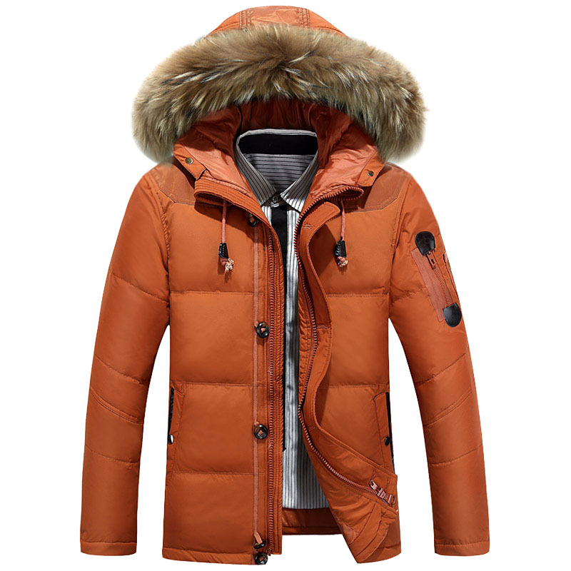 Canada Down Goose Mens Chateau Parka Winter Thick Warm Long Coat