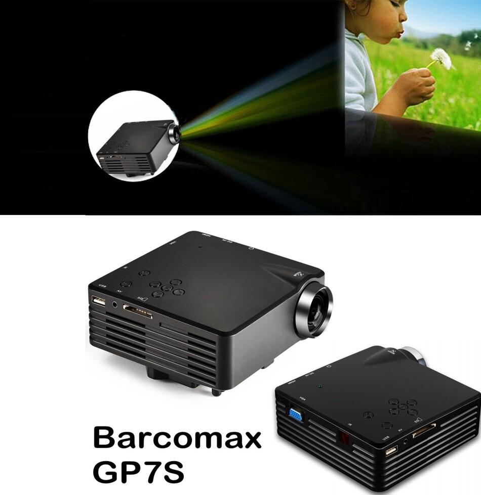 Home Cinema Theater Multimedia LED LCD Projector HD 1080P PC AV TV VGA USB HDMI mini projector led