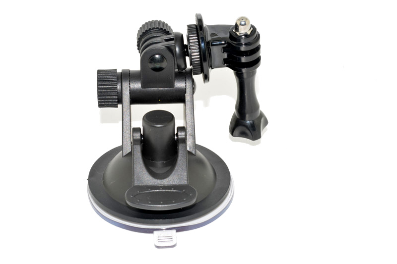For Gopro Xiaomi yi Accessories Car Suction Cup Mount Holder Tripod Mount Adapter For Gopro Hero