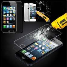 0.3mm 9H 25D Front Premium Tempered Glass For Apple iPhone 4/4S Screen Protector Film
