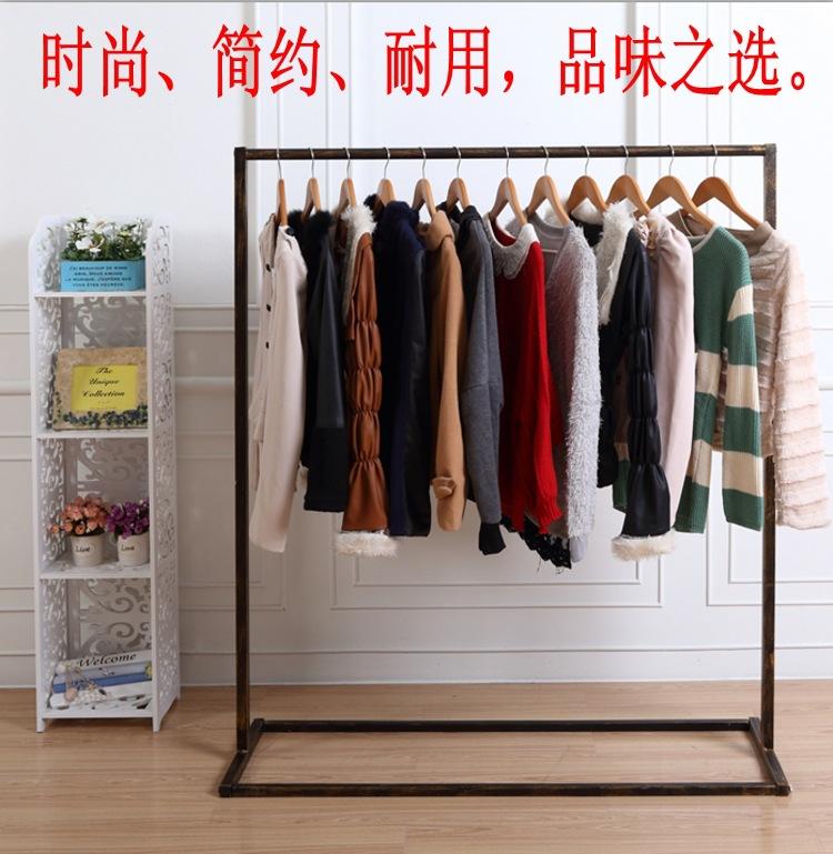 Creative floor coat rack wholesale simple metal vertical foyer bedroom hanger clothes rack hanger<br><br>Aliexpress