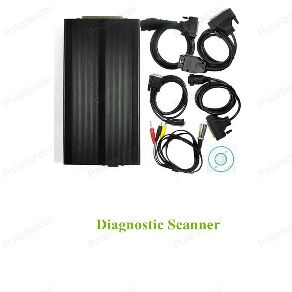 New Top Sell Car Diagnostic Scanner MCU controlled Interface for Mercedes Benz Car Scanner High Quality(China (Mainland))