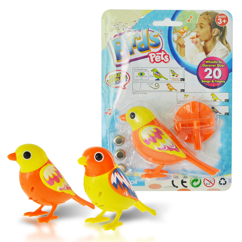 Electronic Toys For Boys : Hot interactive toys electronic pet digi birds