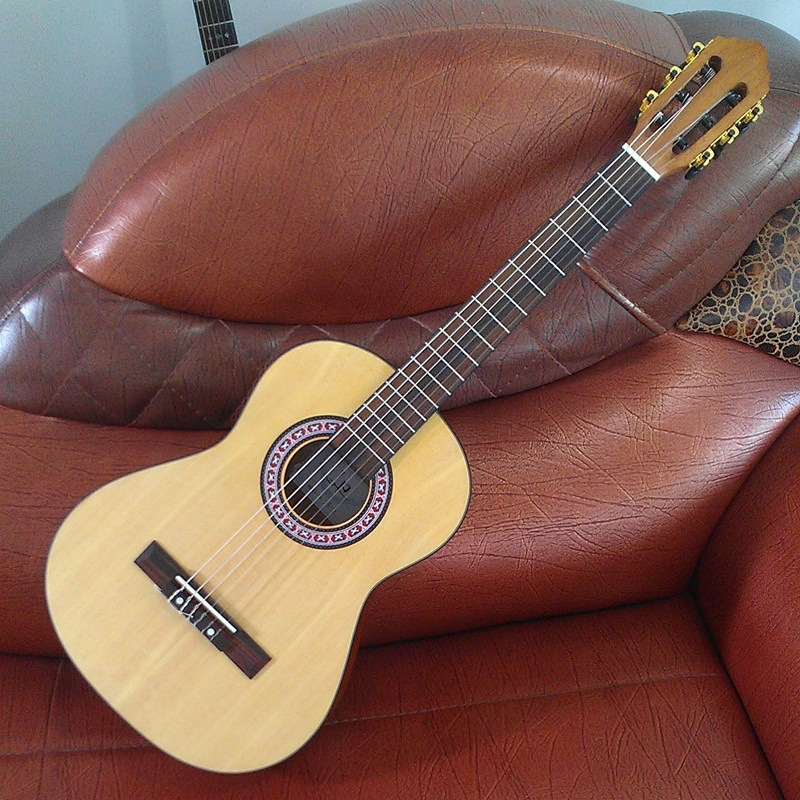 LP C-1 36' High quality Classical Guitar Fir Acoustic Guitar fingerboard Rosewood with guitar strings(China (Mainland))