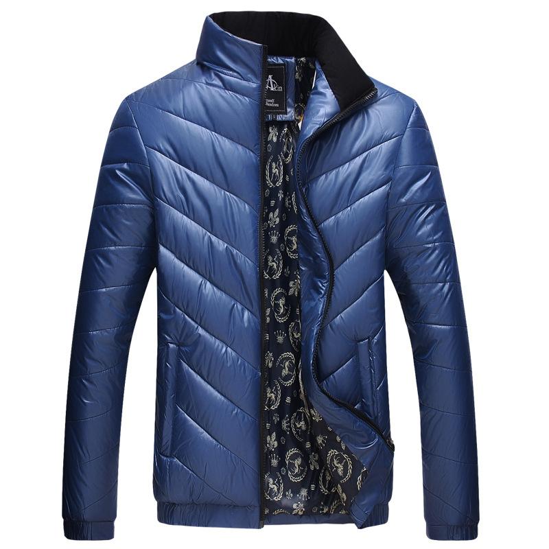 Winter Jacket Men Clothes New Men S Down Jacket Thicken Hooded Coat Slim Parka Men