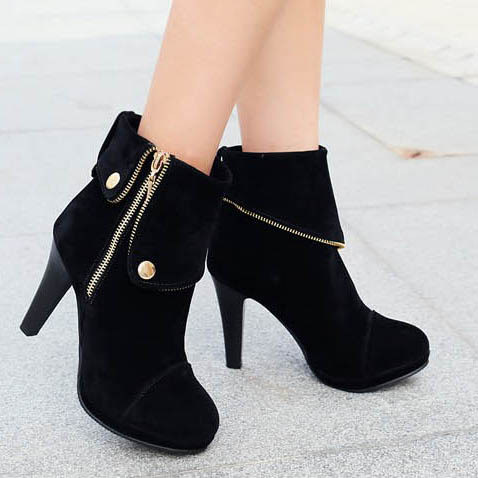 Boots With Heels For Women