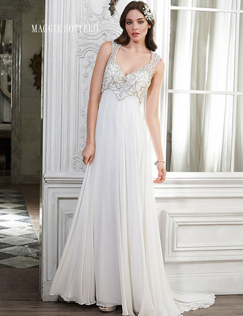 casual designer wedding dresses