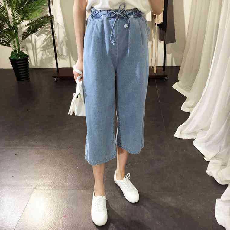 Leg Capri Jeans Promotion-Shop for Promotional Leg Capri Jeans on ...