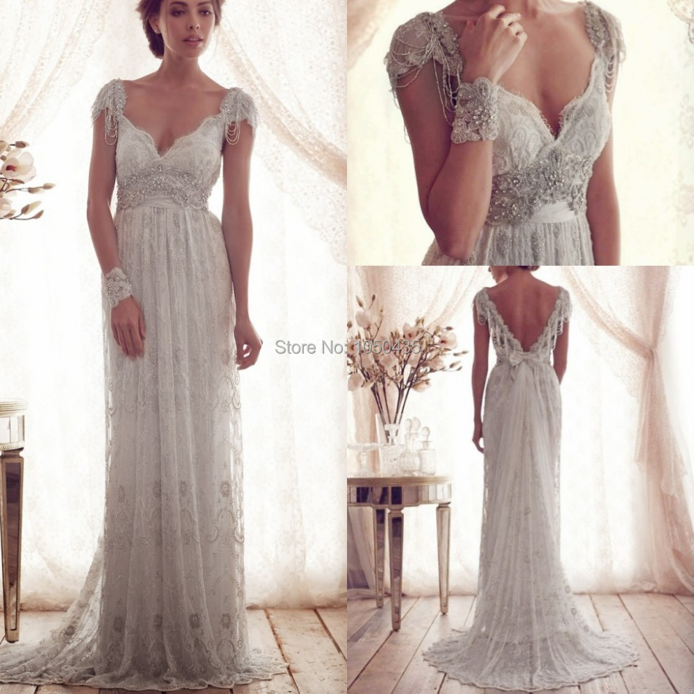 Robe De Mariage Simple White 2015 Sleeveless Bridal Gowns Vestido De ...