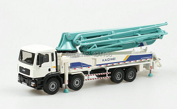 1:55 KAIDIWEI Concrete Pump Truck Toy(China (Mainland))
