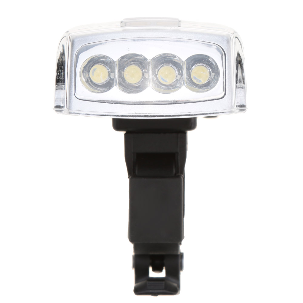 Portable Outdoor Night Cycling Lights Solar Bike Lights 4 LED Bicycle Front Head Light USB 2.0 Rechargeable Headlight(China (Mainland))