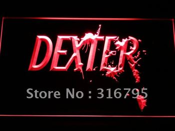g182-r Dexter Morgan LED Neon Light Sign