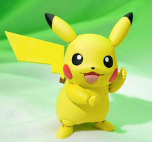 NEW hot 15cm Pikachu action figure toys collection christmas toy doll
