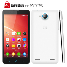 Original ZTE V5 Nubia Red bull V9180 WCDMA Mobile Phone MSM8926 Android 4.3 1280x720 13MP Camera Multi-language(China (Mainland))
