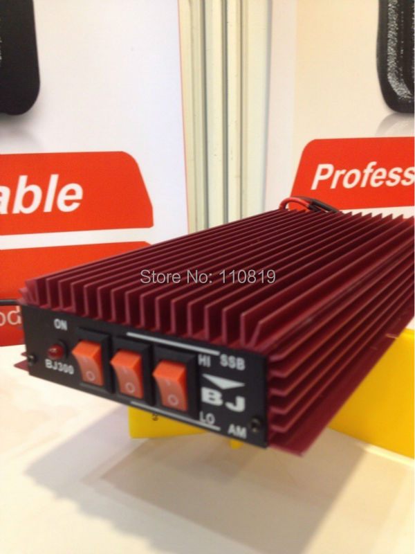 New product for 2015 CB ham radio signal Amplifier BJ-300 with 300w on SSB(China (Mainland))
