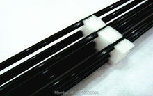 6Pcs High quality completed fiber glass arrow archery shooting TPU feather for bow 30 inch hunting