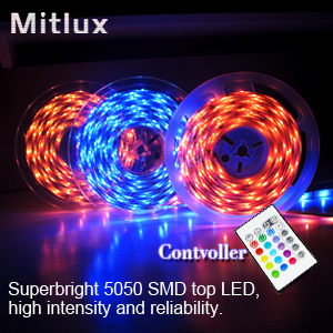 hot sale RGB LED Strip 5M 60Leds/ 5050 SMD  Flexible Light Led Tape Home Decoration Lamps<br><br>Aliexpress