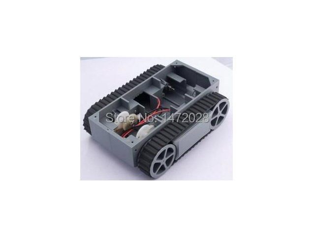 RP5 Crawler Chassis Tanks Smart Car Power Tracking Tracing Obstacle Avoidance Driver Module diy rc toy atmega uno rs robot toys(China (Mainland))