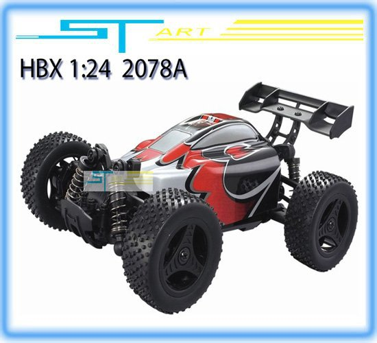 haiboxing HBX 2078A 1:24 mini 4WD Off-road car Control High Speed Car Ready to run RTR Racing Buggy hot(China (Mainland))