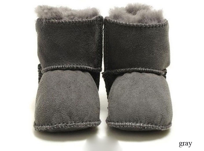 100% fur baby shoes winter first walkers baby girl shoes baby boy boots soft genuine leather snow boots warm(China (Mainland))
