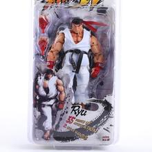 "Buy NECA Player Select Street Fighter IV Survival Model Ken Ryu Guile Action Figure Toy 7"" 18CM for $18.88 in AliExpress store"
